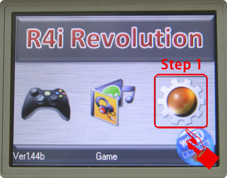 r4i-3ds v1.42b french